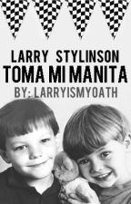 Toma mi manita. || Larry Stylinson. {One shot} by larryismyoath