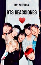 BTS Reacciones  by user44461163