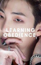 Learning Obedience | namjin fanfic by vanityproxy