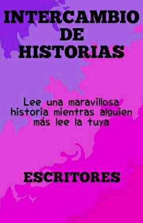Intercambio De Historias - Taller De Escritores by TallerDeEscritores