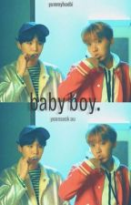 baby boy. [yoonseok au] by yummyhoebi