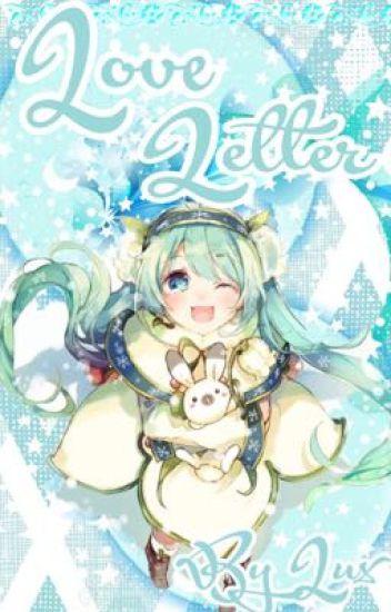 || The Lover Letter [Vocaloid Fanfic] [Lenku] ||