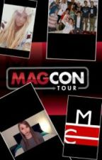 My magcon experience (magcon fanfic) by harley4516