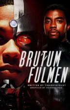 Brutum Fulmen 。 T'Challa Udaku [o.h] by tinkertaydust