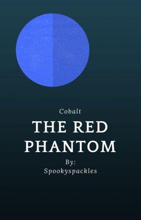 COBALT: The Red Phantom by Spookyspackles