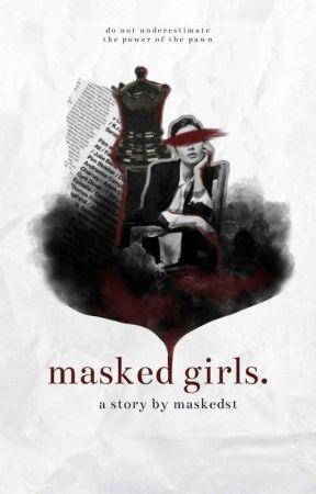MASKED GIRLS   editing by maskedst