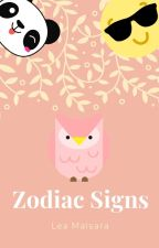 ♡☆♡Zodiac Signs♡☆♡ by leamaisara191004
