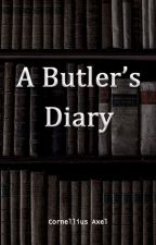 A Butler's Diary by milholius