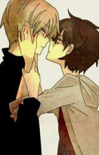 (Fanfiction) [{DRAHAR}] Staring with a kiss by phuong_drarry