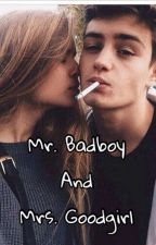 Mr. Badboy and Mrs. Goodgirl by ZoevVeenx