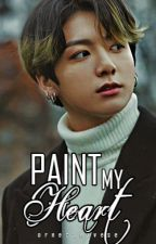 Paint my Heart ⇨ Jeon Jungkook. by ornecanavese