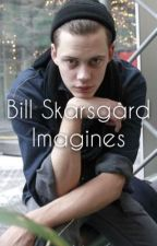 Bill Skarsgård imagines by secret_insxnity