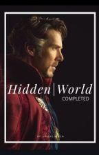 Hidden   World [DR. STRANGE X READER] by SpicyChcken