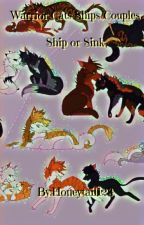 Warrior Cats Ships/Couples - Ship or Sink by Honeytail123