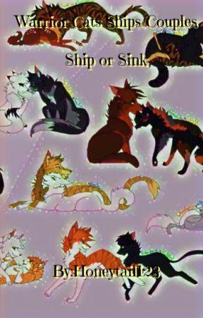 Warrior Cats Ships/Couples - Ship or Sink - Raggedstar x ...