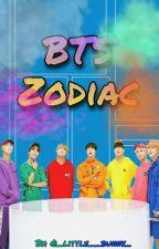 BTS zodiac by MonikaRumenova