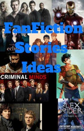 Fanfiction stories ideas - 5) Harry Potter / The Avengers