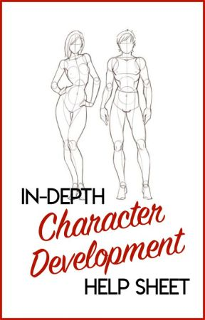 In-depth Character Development Help Sheet by MariaJoWrites
