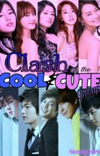 Clash of The Cool & Cute Groups {MAJOR EDITING} by SimpleGears