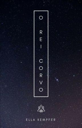 O Rei Corvo by ellakempfer