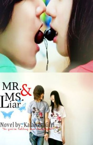 Mr. and Ms. Liar (ONGOING)