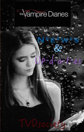 Katherine ~ News & Updates by TVDsociety_