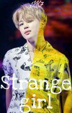Strange Girl ☆ Park Jimin by v-JK-v