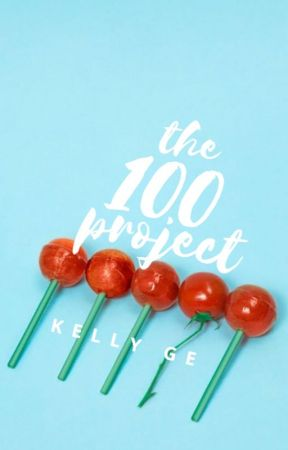 The 100 Project by KellyGe