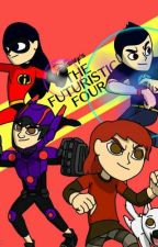 Futuristic Four: Full Frontal Assault by HiroMicrobots