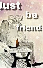 Just be friends [UsUk/UkUs] by Magicalgirl-chan