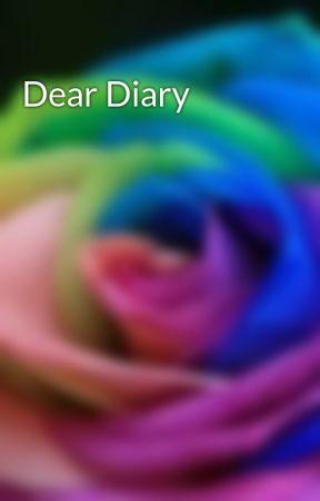 Dear Diary  by terrifyingsilence