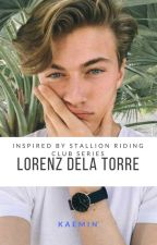 Stallion Riding Club Series (Fanmade) :                        LORENZ DELA TORRE by ohkaeM
