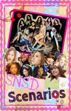 SNSD(Girls Generation) Scenarios by goddessparkhyeki