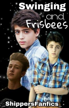 Swinging and Frisbees || Tyrus + Jyrus by _ShippersFanfics_