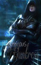 Mysterious Huntress (DL x OC) by Dragon-Born-Princess