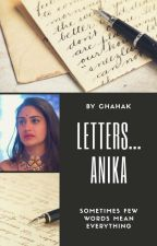 Letters......Anika  by chahak2003