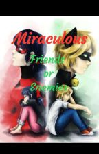 MIRACULOUS : FRIENDS OR ENEMIES ? Vol.1 by AfloareiRebeca