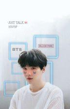 BTS - BLACKPİNK TEXTİNG by liskookie13