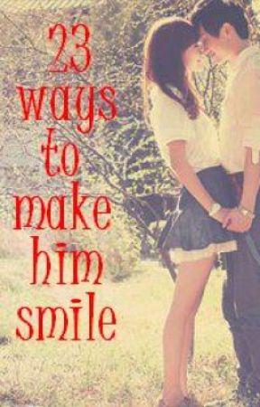 something for him to make him smile
