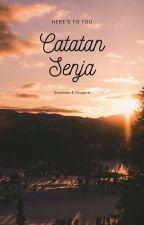 Catatan Senja by saudade06