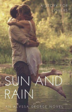 Sun and Rain by CatatronVonWhiskers