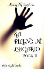 Sa Piling ni Lucario Book 2 by Ai_Tenshi