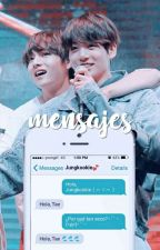 Mensajes [ humor;kookv ] by itsyoongirl