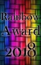 Rainbow Award 2018 (open) by 35JESTAL