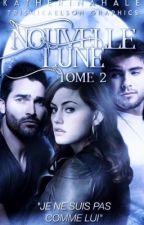 Nouvelle Lune - Tome 2 by KatherinaHale