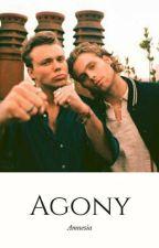 Agony || lashton by AMNESlA