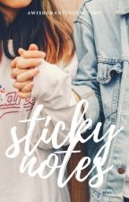 Sticky Notes by awishgrantingfactory