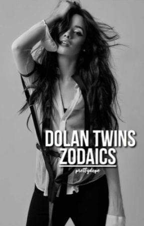 DOLAN TWINS ZODIACS! (+CAMERON) by thrasherboca