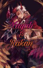 Xayah & Rakan by LAS-Warwick