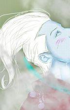 Encuentro con un ángel. (Wiss x Zamasu) by Malakaita
